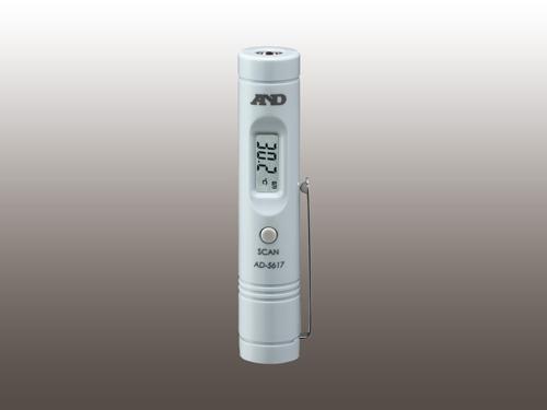 小型红外线温度计(AD-5617)