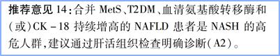 NAFLD与CK-18检测