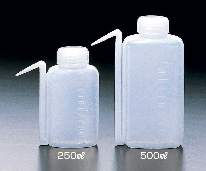 三博特经济型方形洗瓶 PE-洗瓶