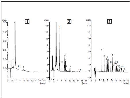 醛类分析用前处理柱色谱柱和标准溶液-环境分析