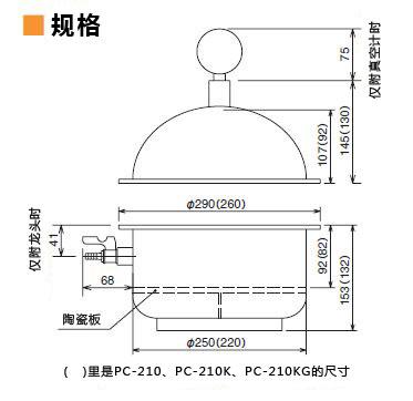 真空聚碳酸脂干燥箱-SANPLATEC