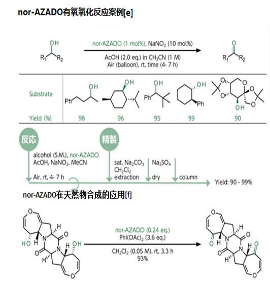 nor-AZADO 亚硝酰基氧化催化剂-价格-厂家-供应商-广州波柏贸易有限公司