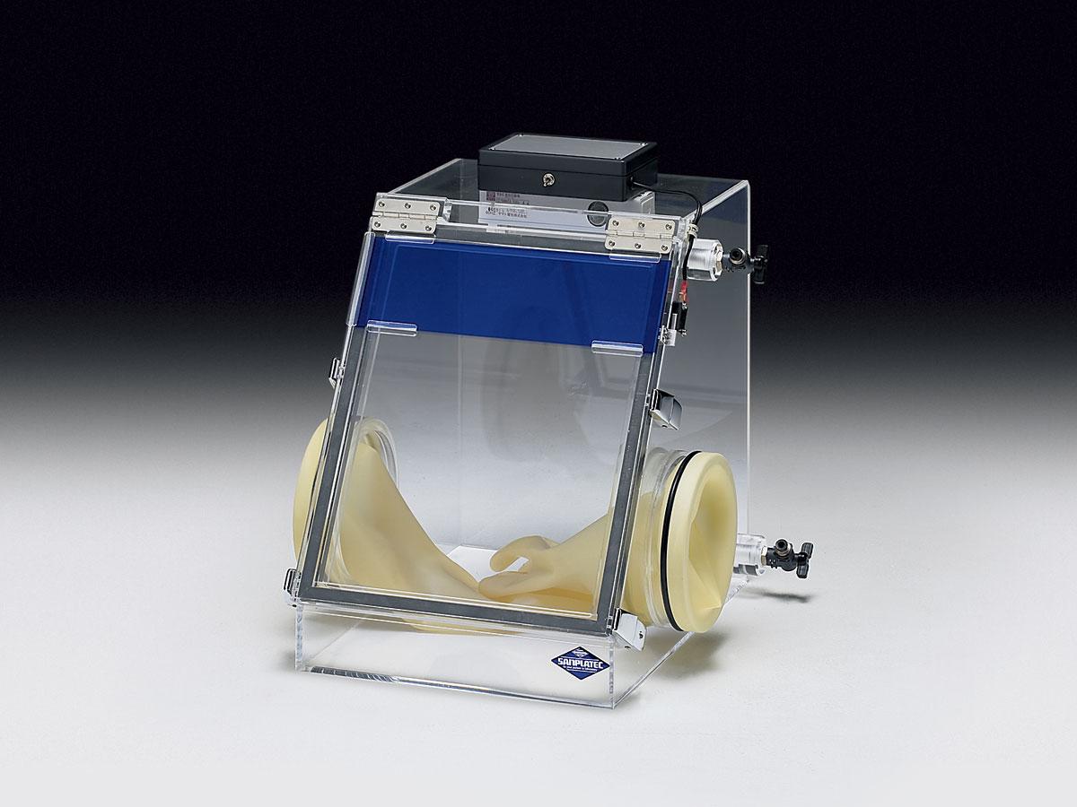 S-GBC小型带灭菌灯手套操作箱-价格-厂家-供应商-上海金畔生物科技有限公司