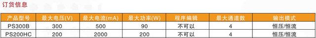 Hoefer PS300B 通用型稳压电源-价格-厂家-供应商-江苏博美达生命科学有限公司