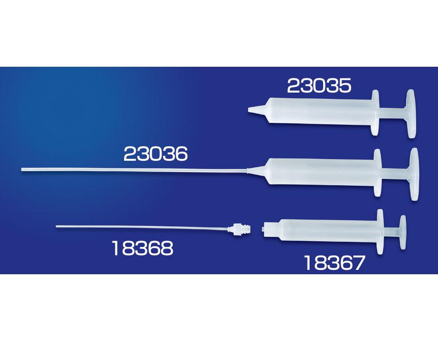 PFA注射器10mL主体-三博特耗材-wako富士胶片和光